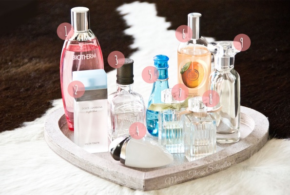 sommerparfums