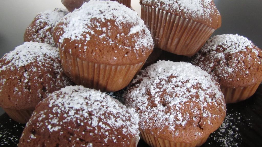 Baileys Muffins