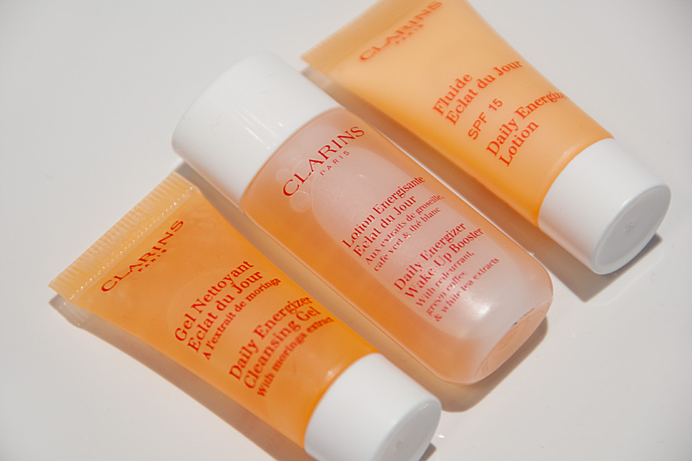 Clarins-Soins Eclat Radiance Booster