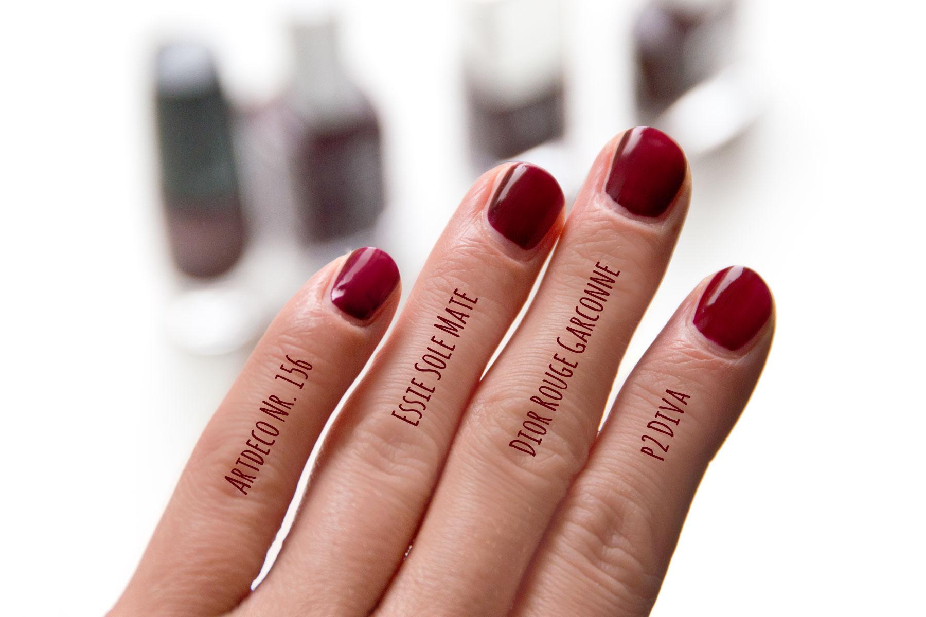 Dior - Vernis Rouge Garçonne | Marie-Theres Schindler - Beauty Blog