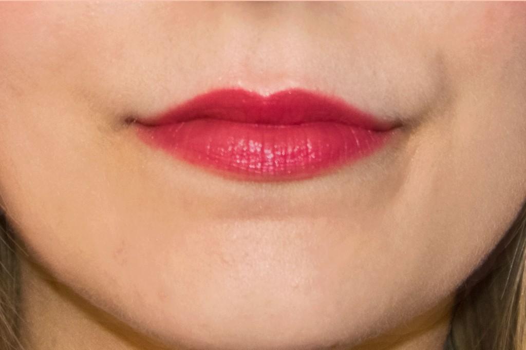 YSL-Lippenstift-Swatch