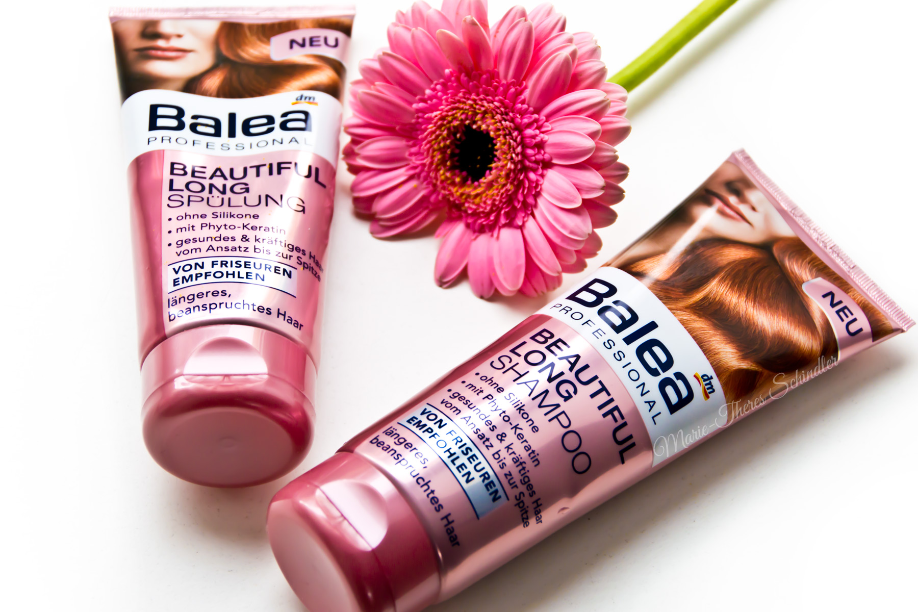 Geliebte Balea Professional - Beautiful Long Shampoo & Spülung | Marie #LY_21