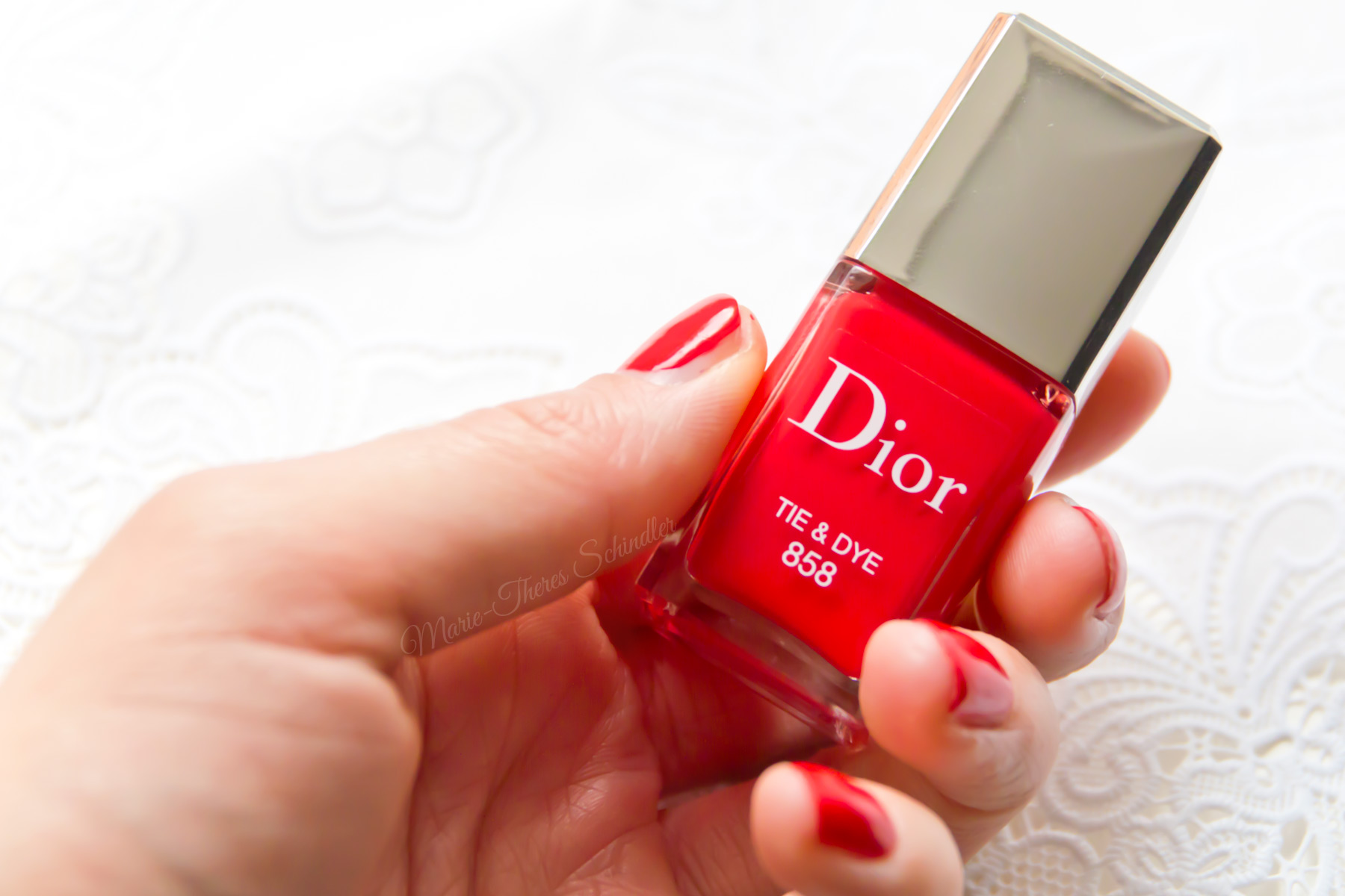Perfect Match} Dior Tie&Dye und Revlon Candy Apple | Marie-Theres ...