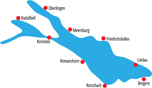 Karte-Bodensee