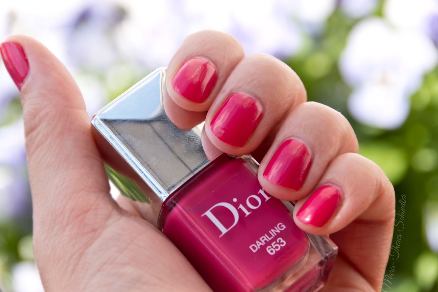 Dior Vernis - Darling | Marie-Theres Schindler - Beauty Blog