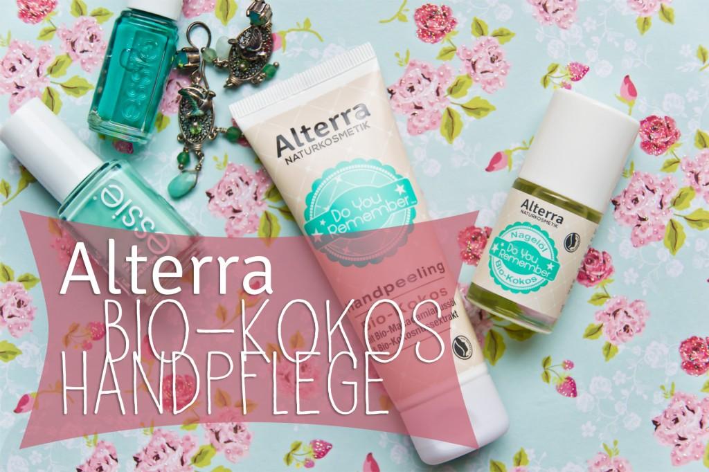 Alterra-Kokos-Handpflege