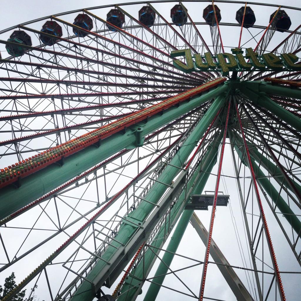 Riesenrad Seehasenfest Friedrichshafen