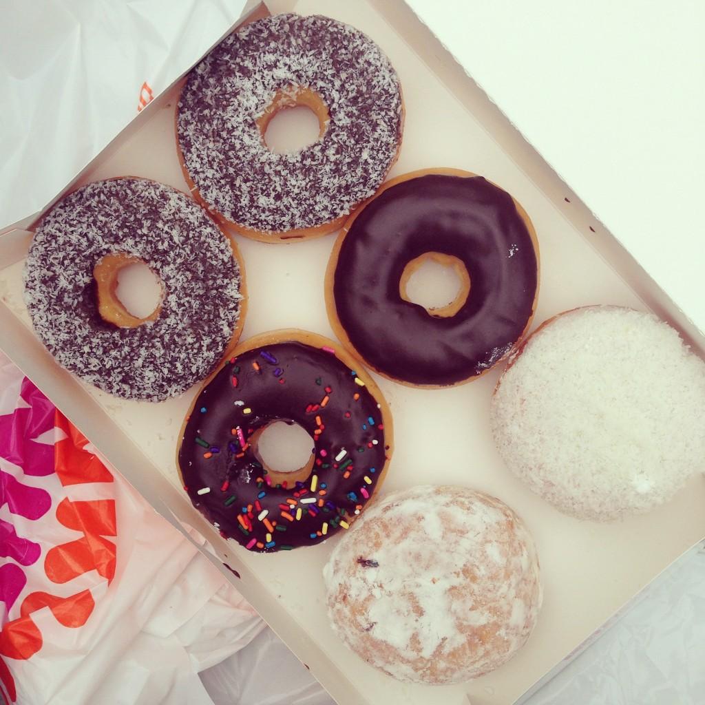 Dunkin' Donuts Frankfurt