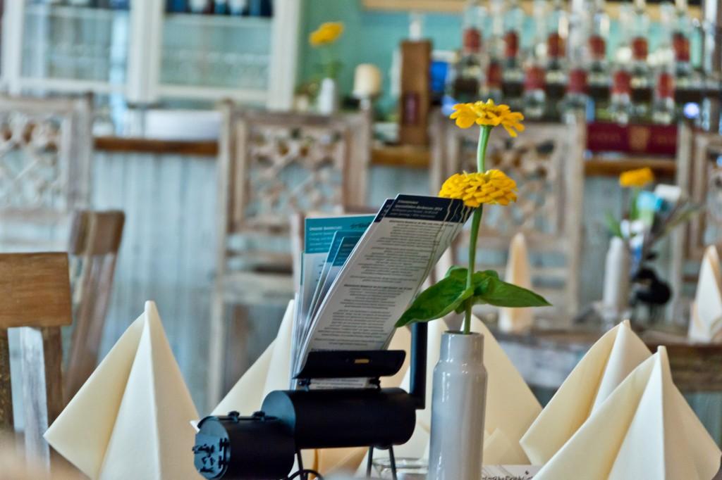 Bodensee-Urlaub Strandhaus-Restaurant