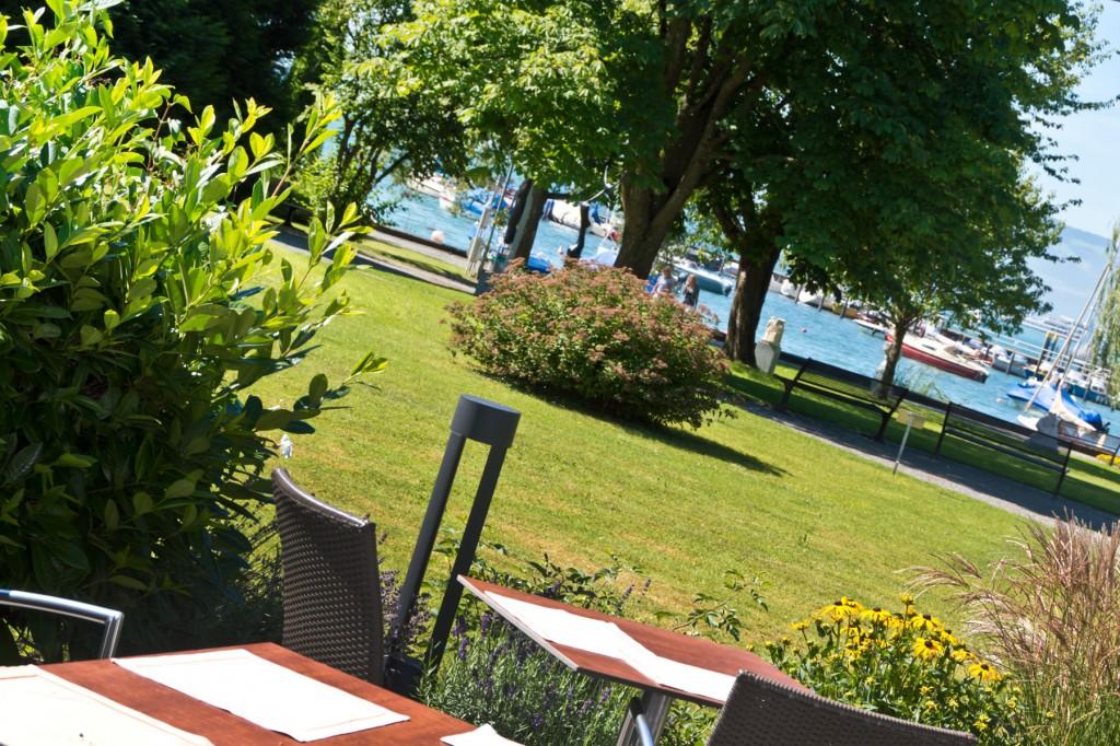 Bodensee-Urlaub Hotel Lipprandt-Wasserburg
