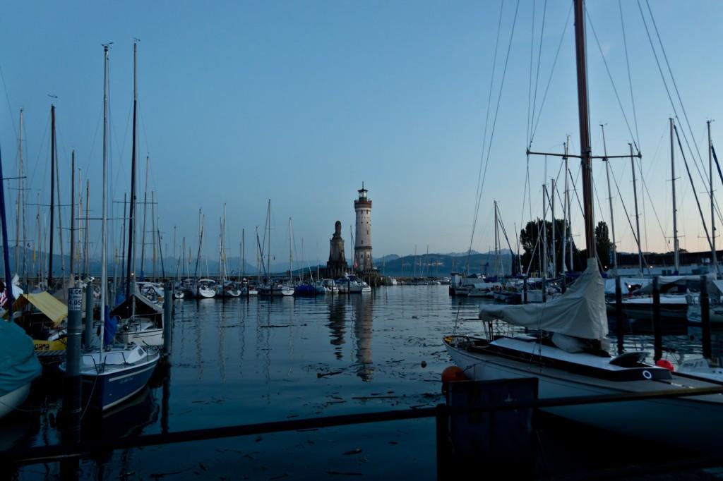 Bodensee-Hafen Lindau