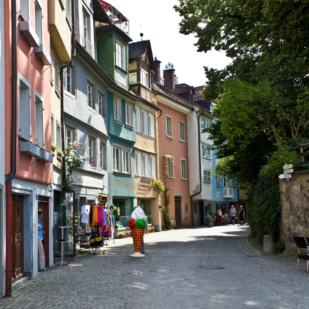 Bodensee-Urlaub Lindau