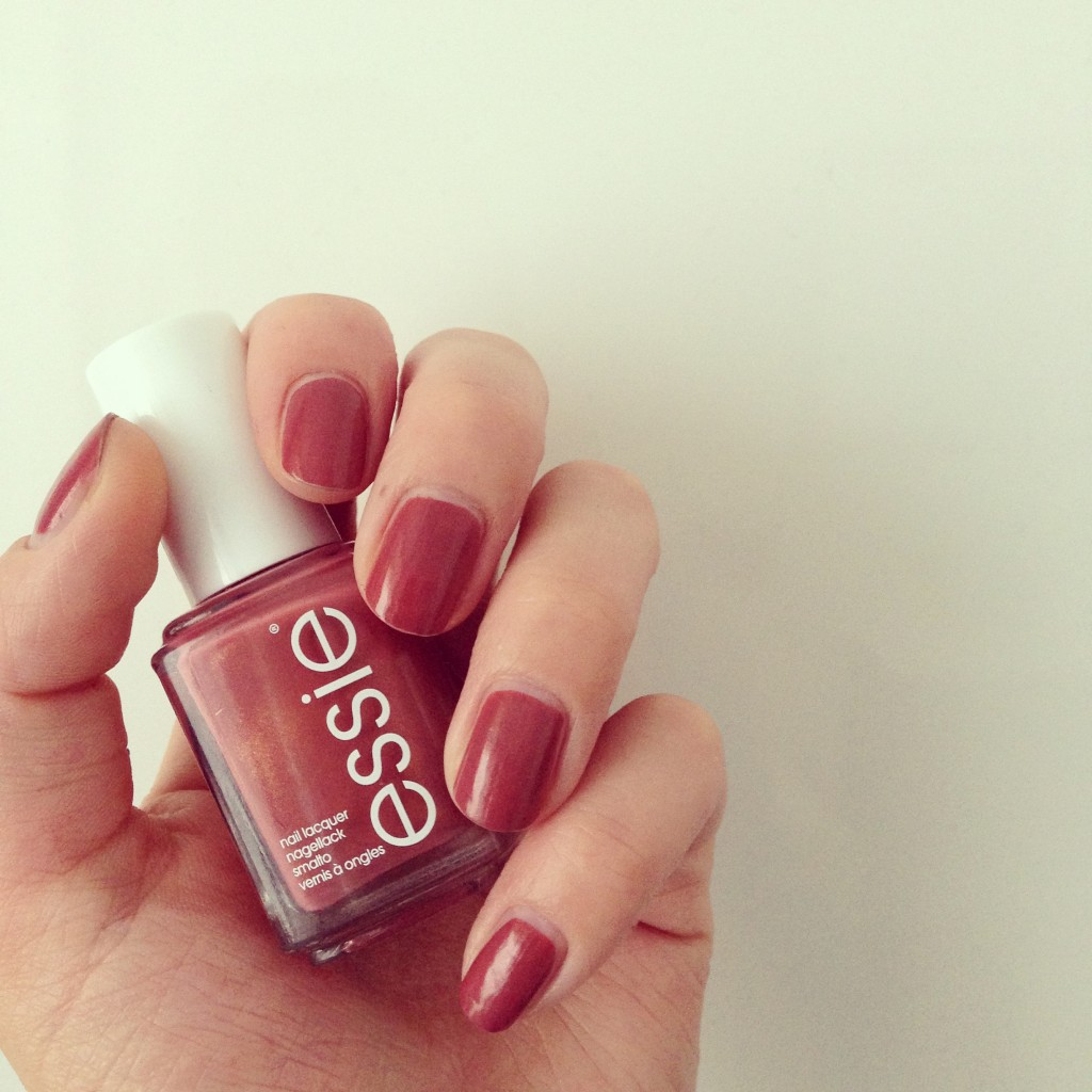Essie All tied up