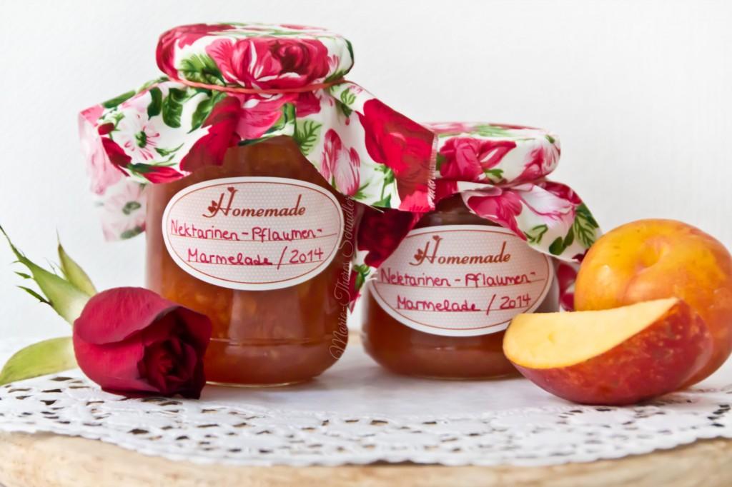 Nektarinen-Pflaumen-Marmelade-1
