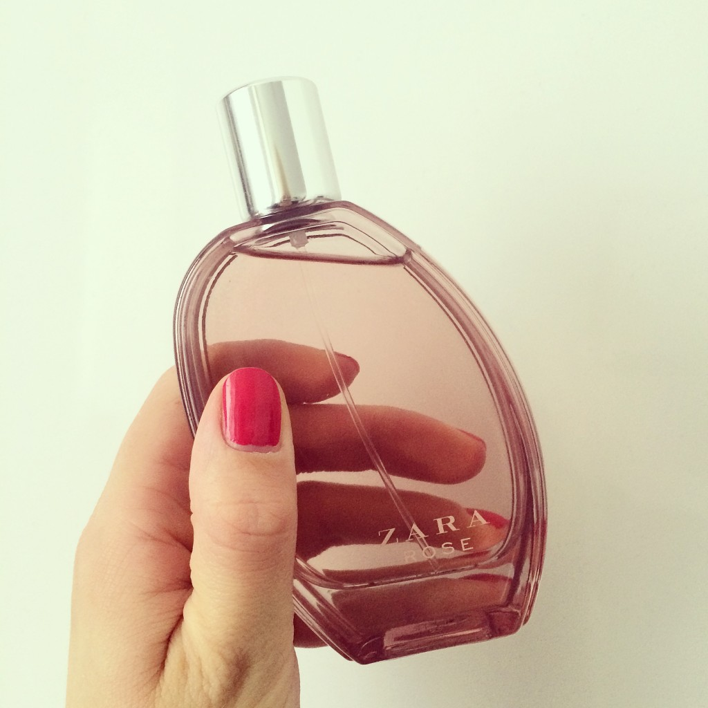 Zara Rose Parfum
