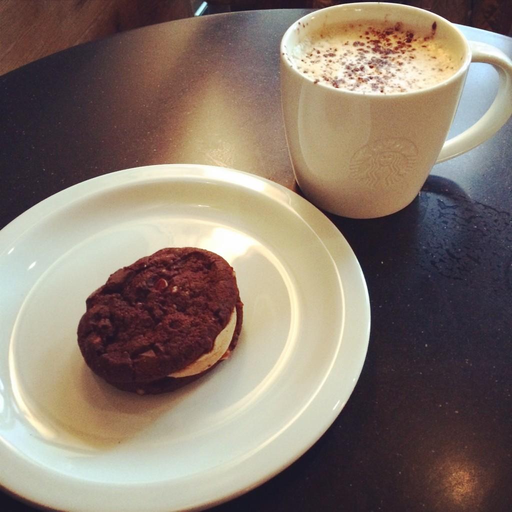 Starbucks Kassel Lebkuchenlatte