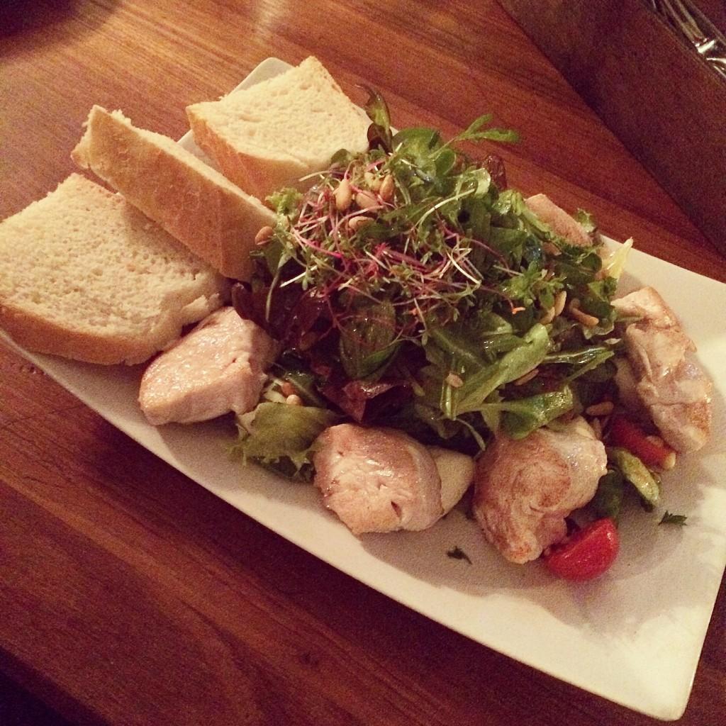 Salat Café Ideal Fulda