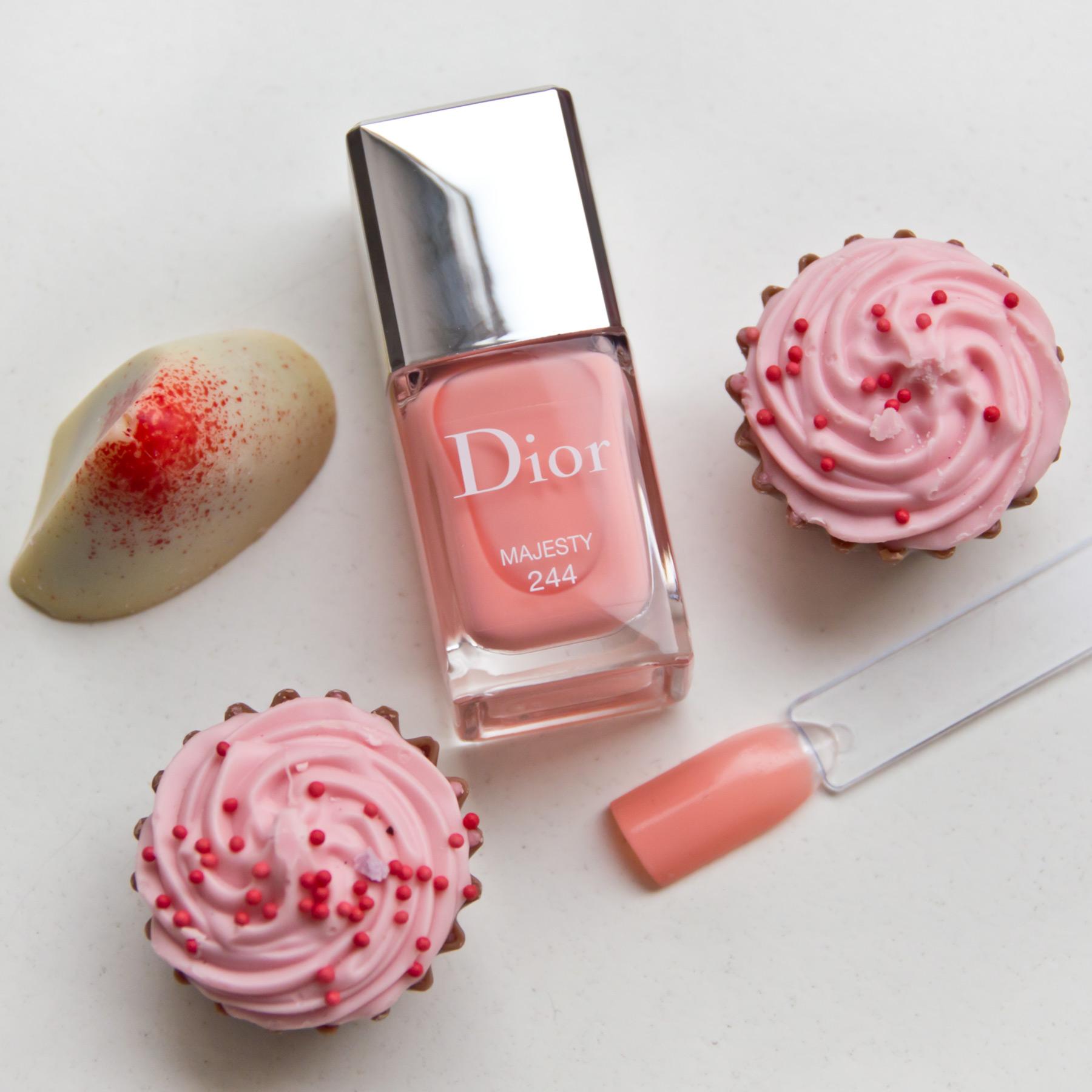 Dior Spring Look \