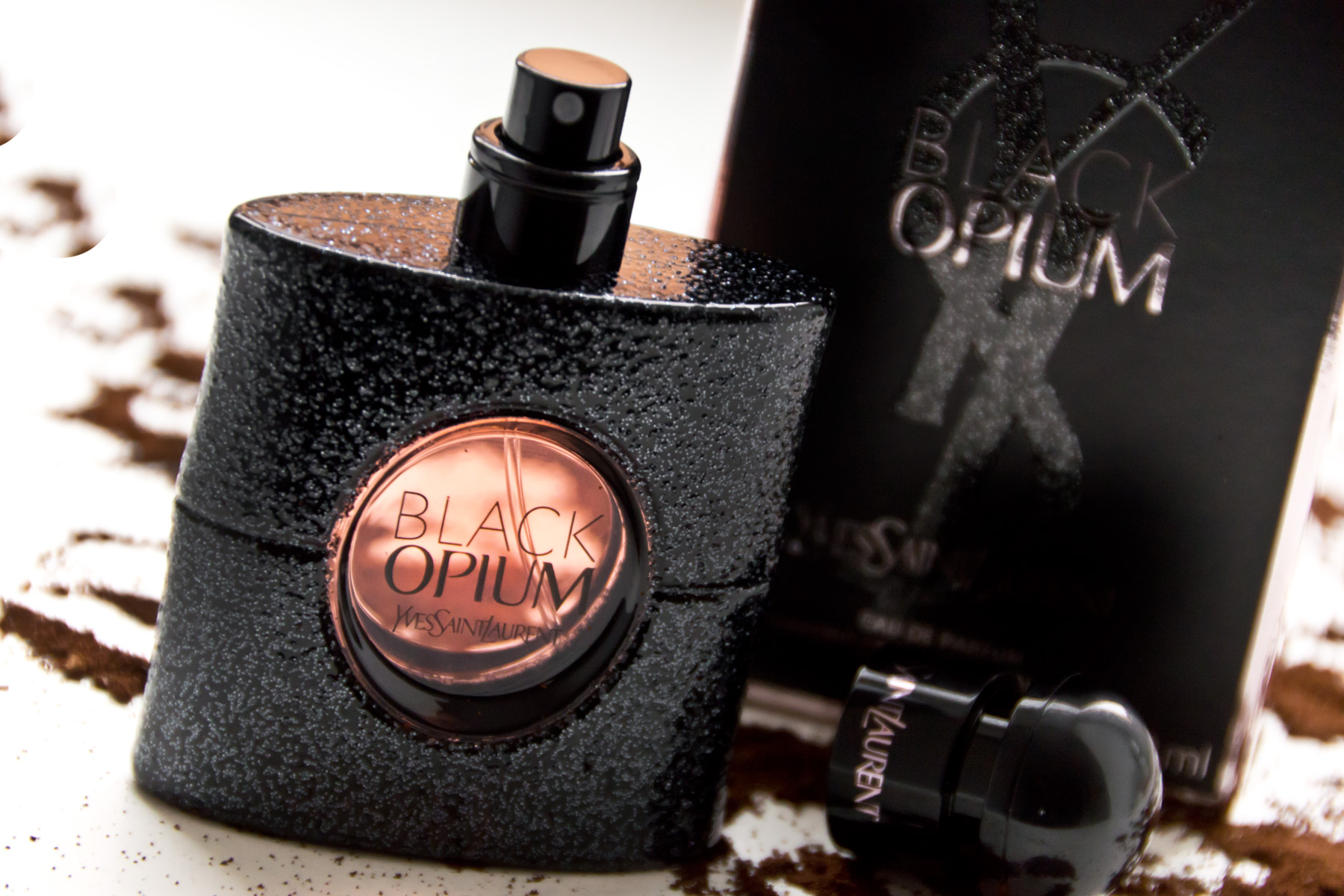 Yves saint laurent opium perfume - 5 4