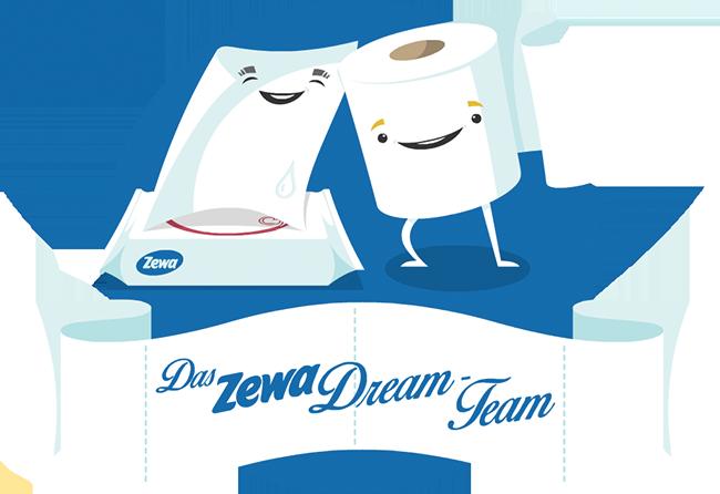 Zewa Dreamteam