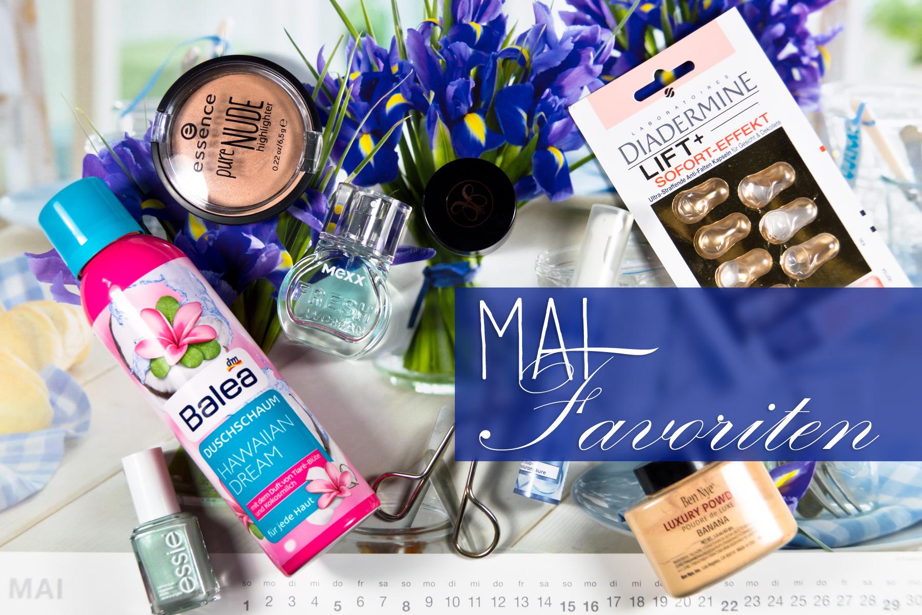 5 Favorieten 8 : Mai favoriten marie theres schindler beauty blog