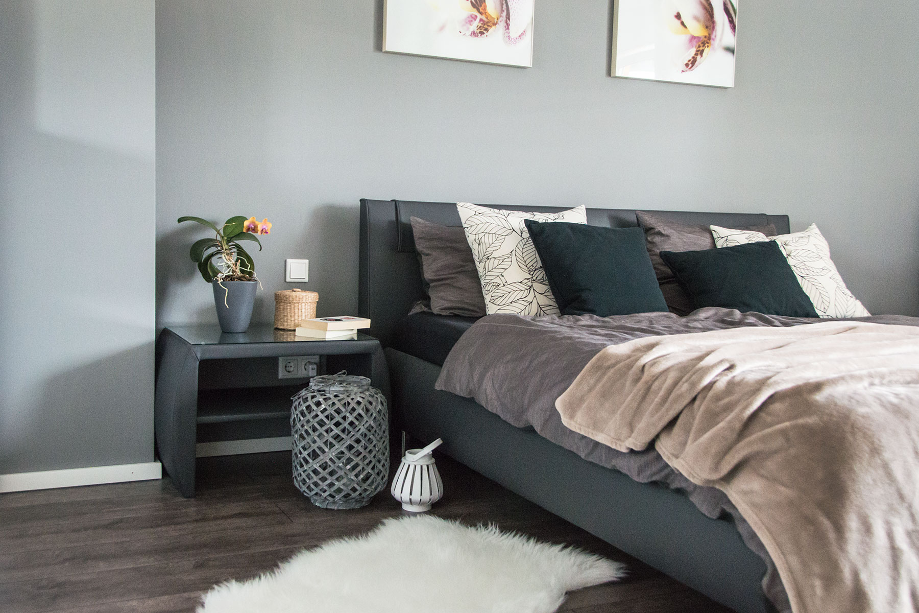 anzeige make your bed the cosiest place on earth marie theres schindler beauty blog. Black Bedroom Furniture Sets. Home Design Ideas