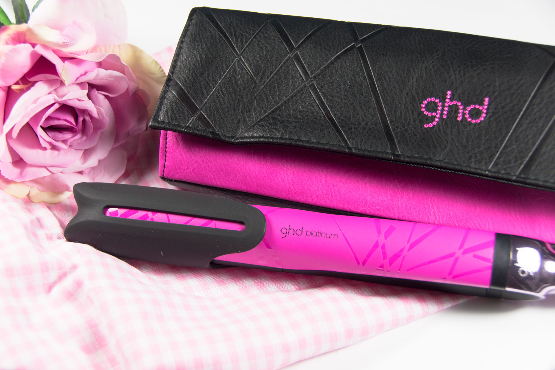 ghd platinum electric pink gl tteisen marie theres schindler beauty blog. Black Bedroom Furniture Sets. Home Design Ideas