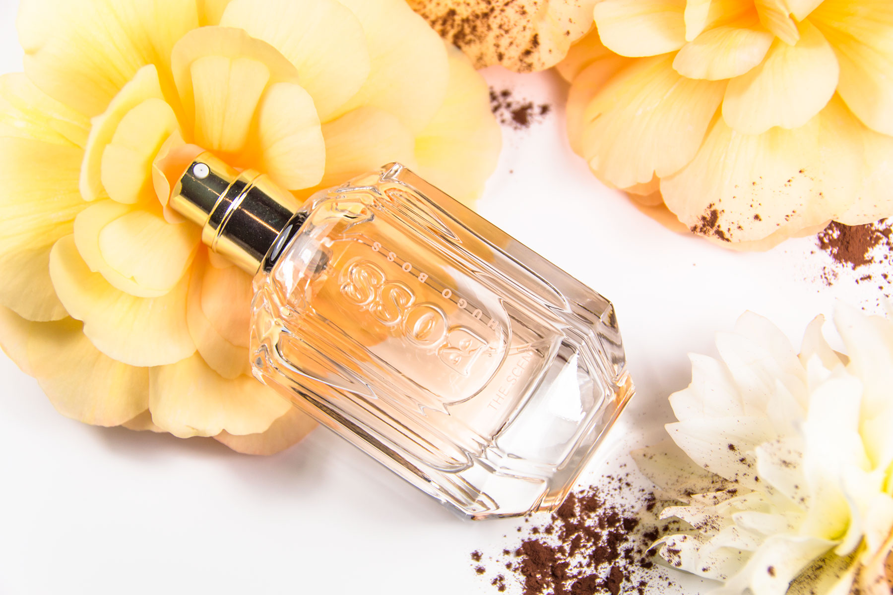 Hugo Boss The Scent For Her Marie Theres Schindler Beauty Blog