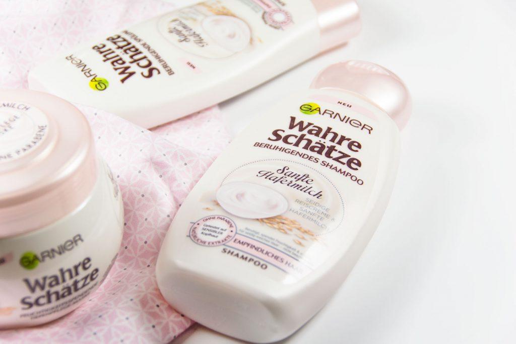 Garnier Wahre Schätze Sanfte Hafermilch