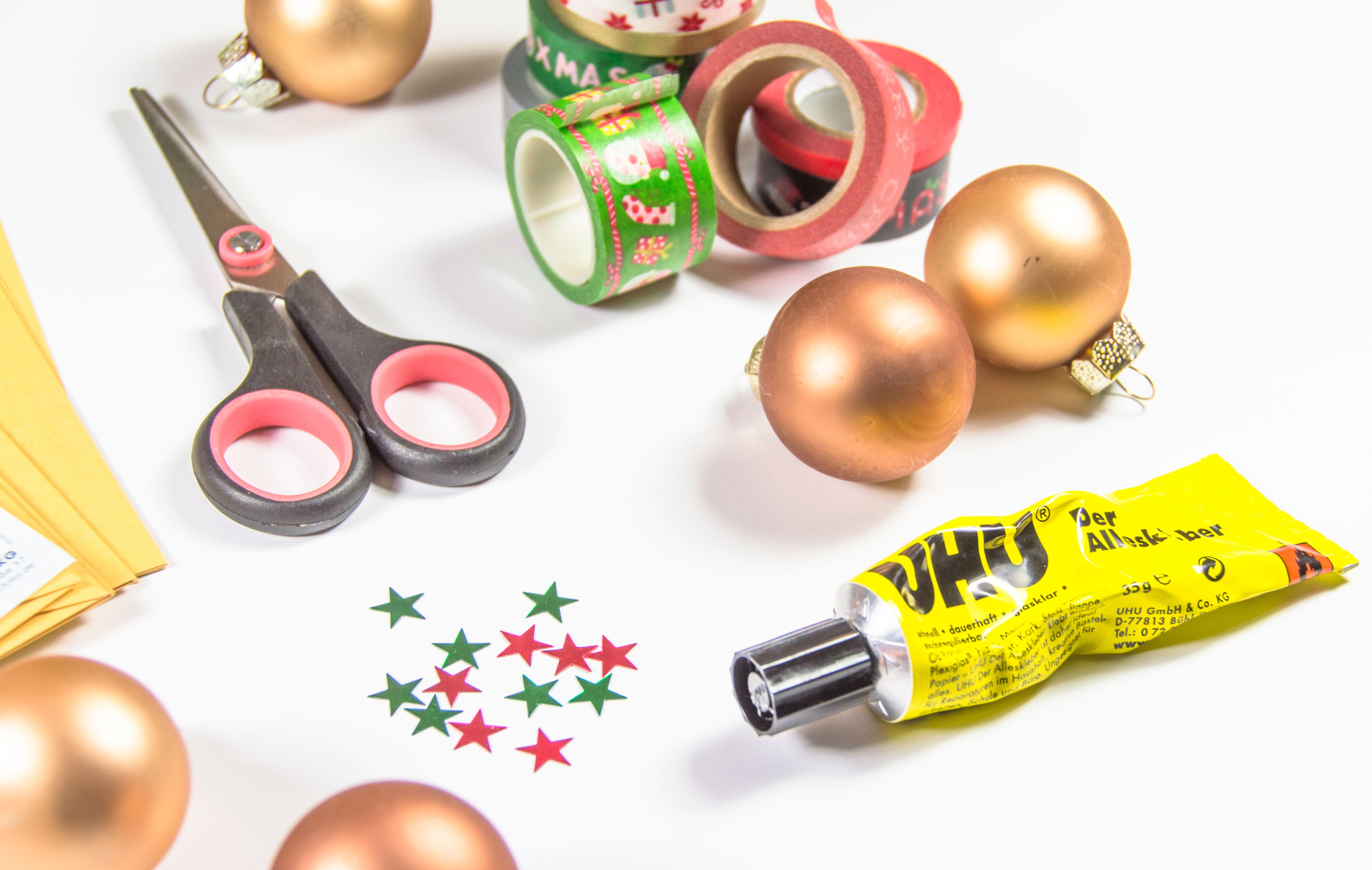 Weihnachtskarten basteln so simpel so schnell so sch n - Weihnachtskarten zum selbermachen ...