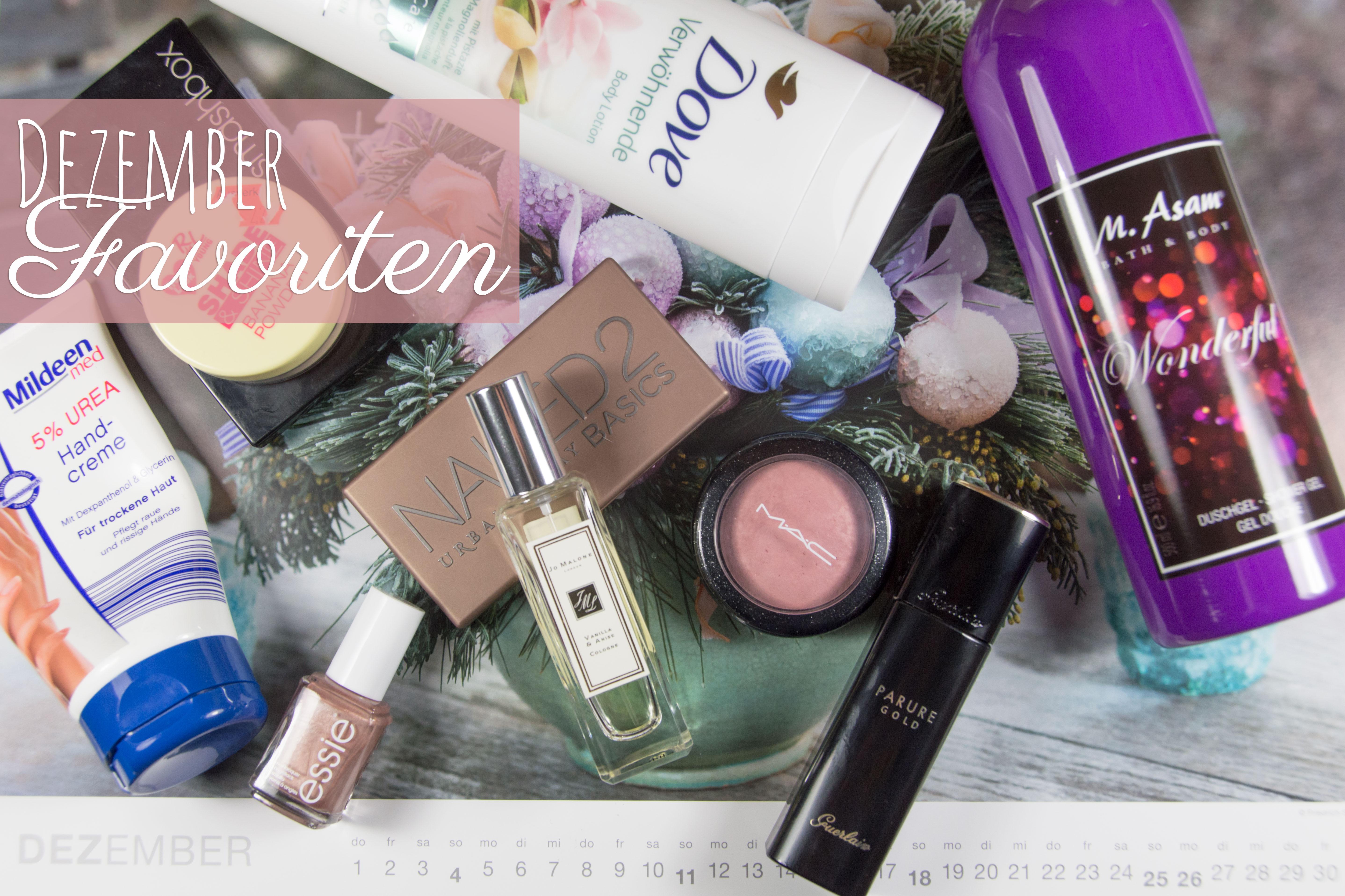 5 Favorieten 8 : Dezember favoriten marie theres schindler beauty blog