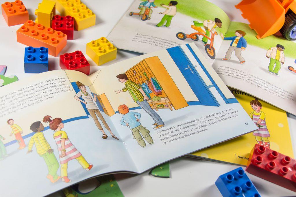 Leon und Jelena - Geschichten für Kinder