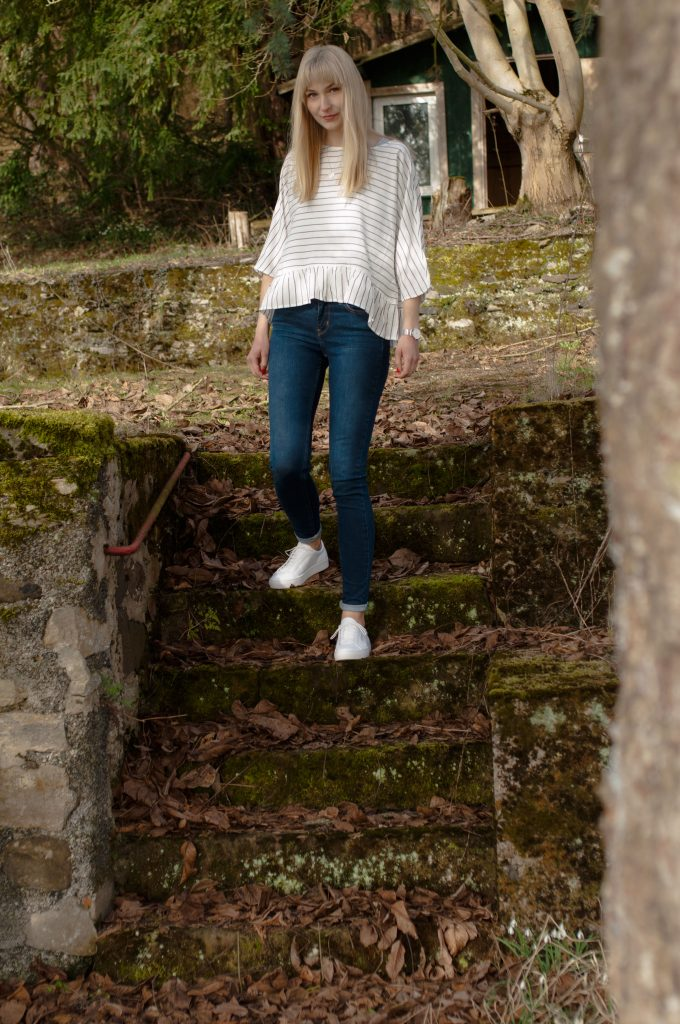 Outfit Volants