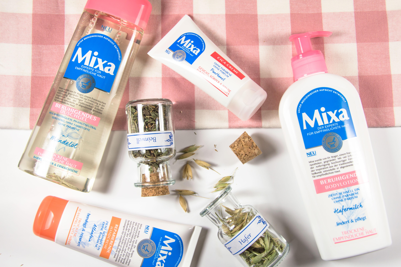 Tu deiner Haut was Gutes mit Mixa