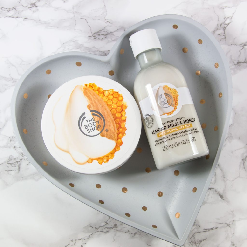 The Body Shop Geschenkideen für Ostern - Almond Milk & Honey