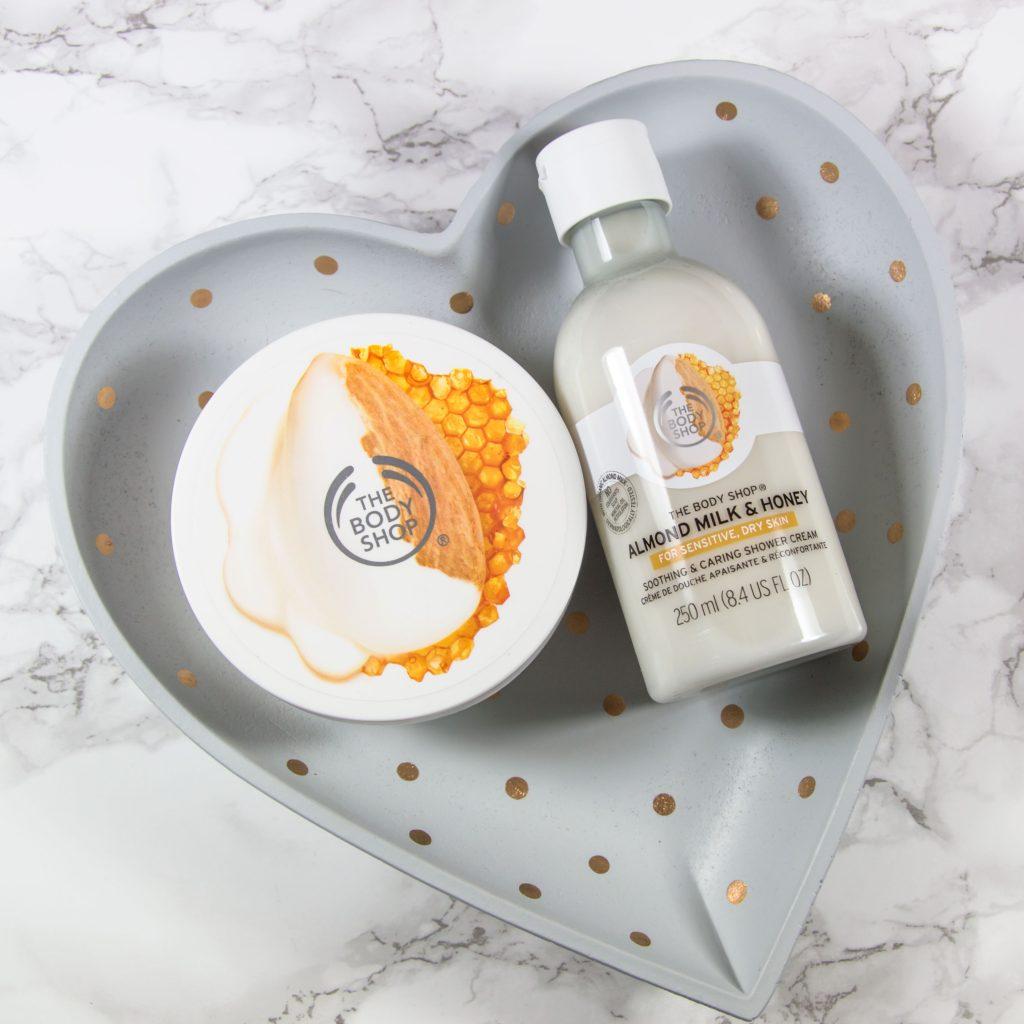 The Body Shop Geschenkideen für Ostern - Almond Milk & Honey