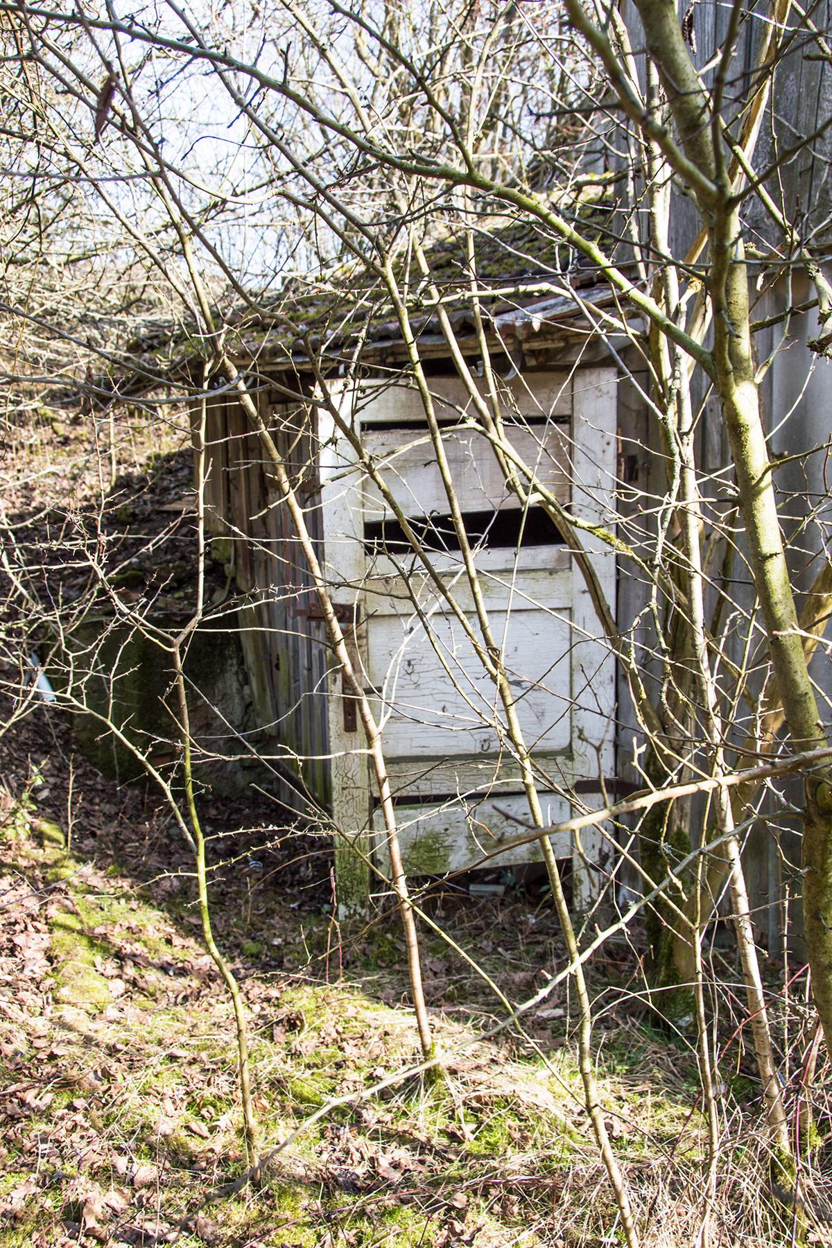 Lost Place Altes Kalkwerk Hessen