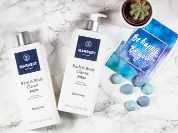 Marbert Bath & Body Classic Aqua