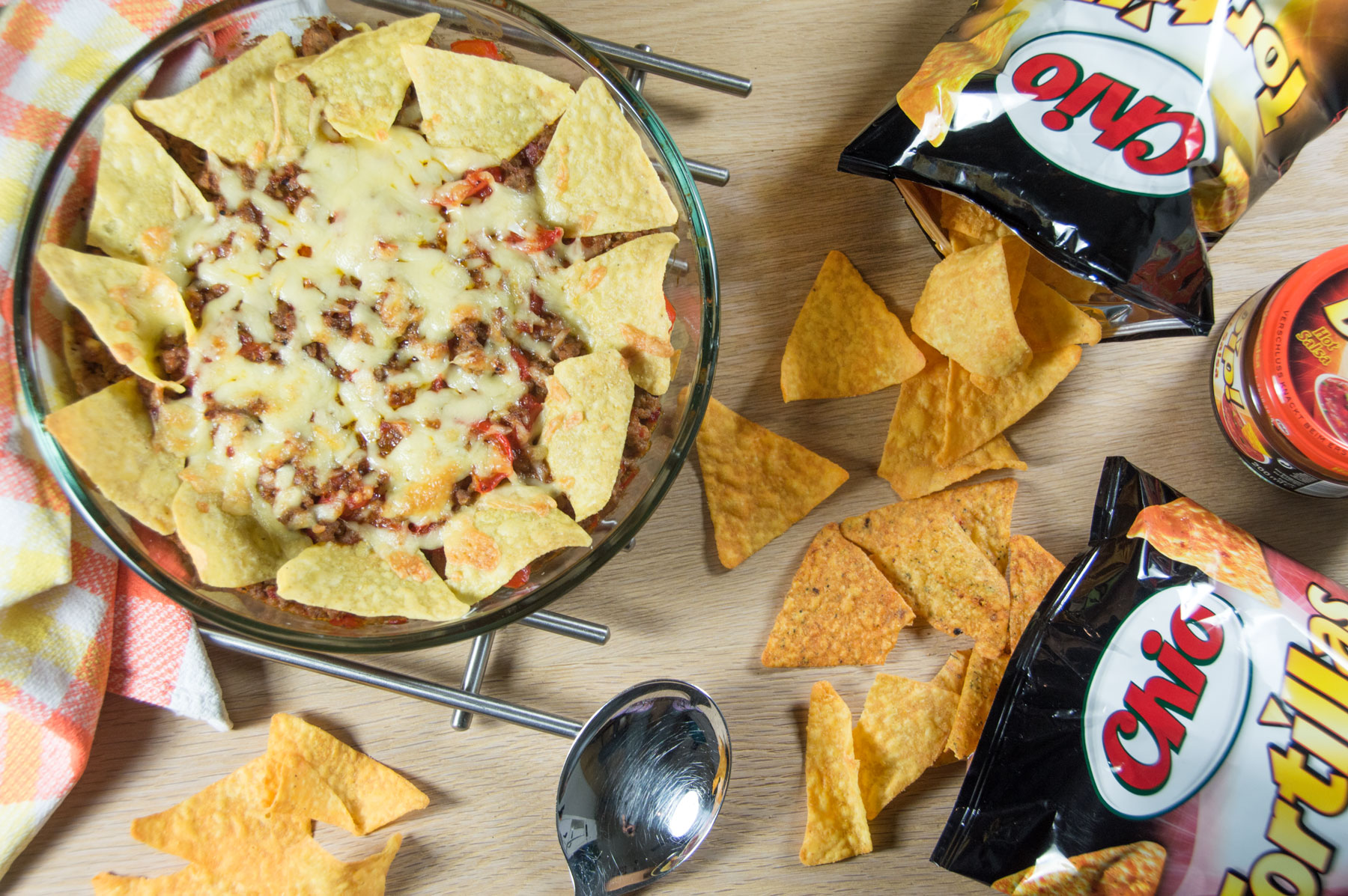Chio Tortillas Rezept