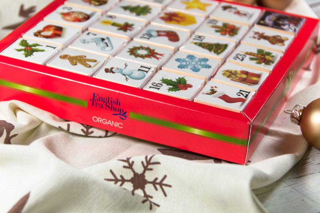 English Tea Shop Adventskalender