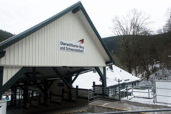 Bergbahn Oberweißbach