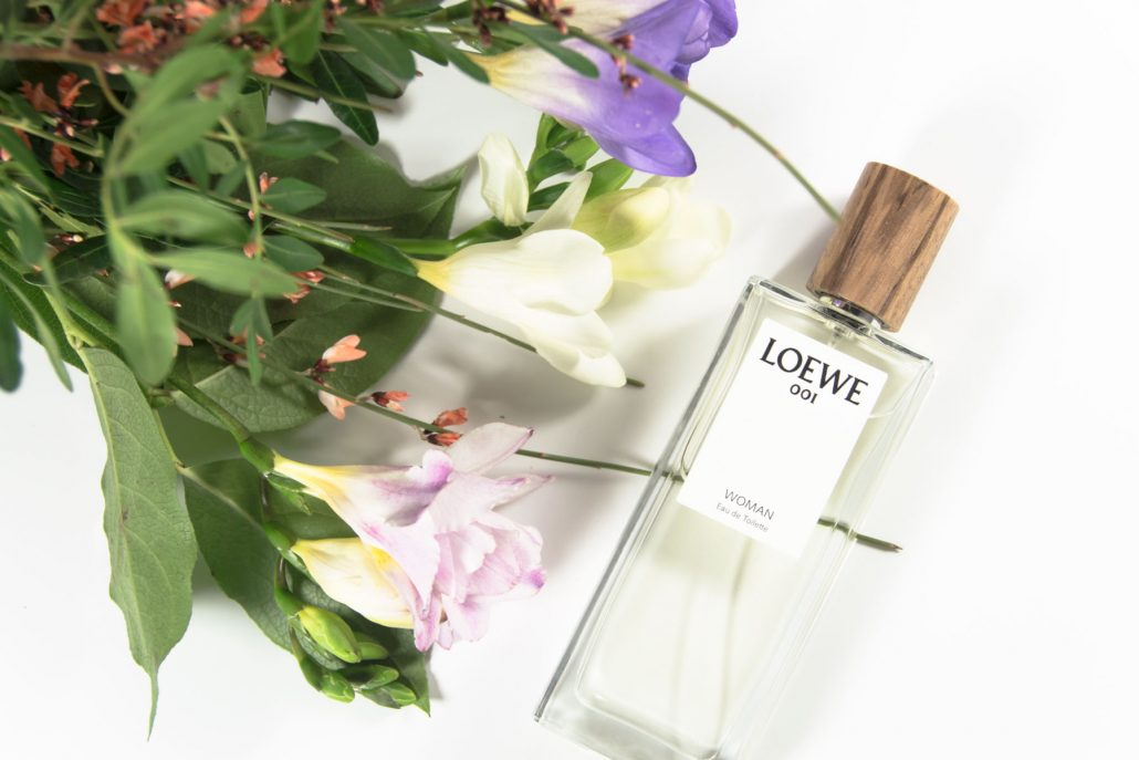Loewe 001 Woman Marie Theres Schindler Beauty Blog