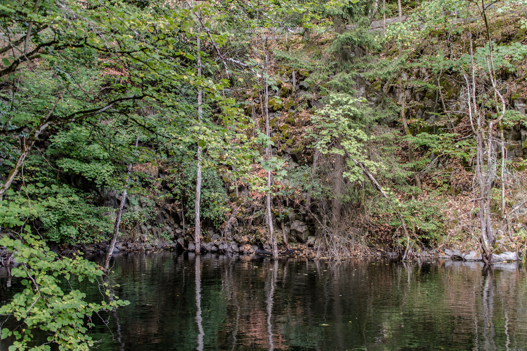 Herbstoutfit Gummistiefel