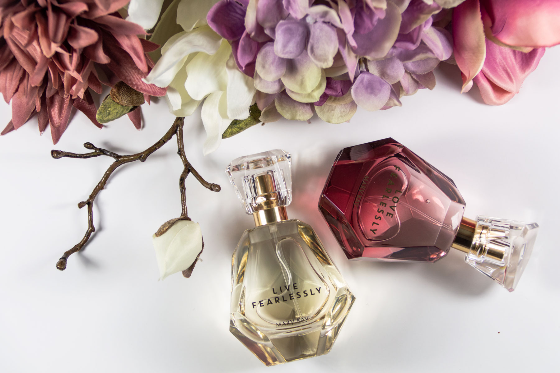 Mary Kay Live Fearlessly Love Fearlessly