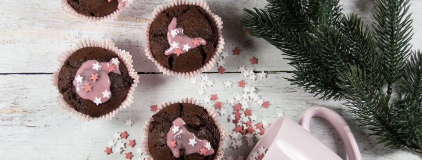 Glühwein Muffins
