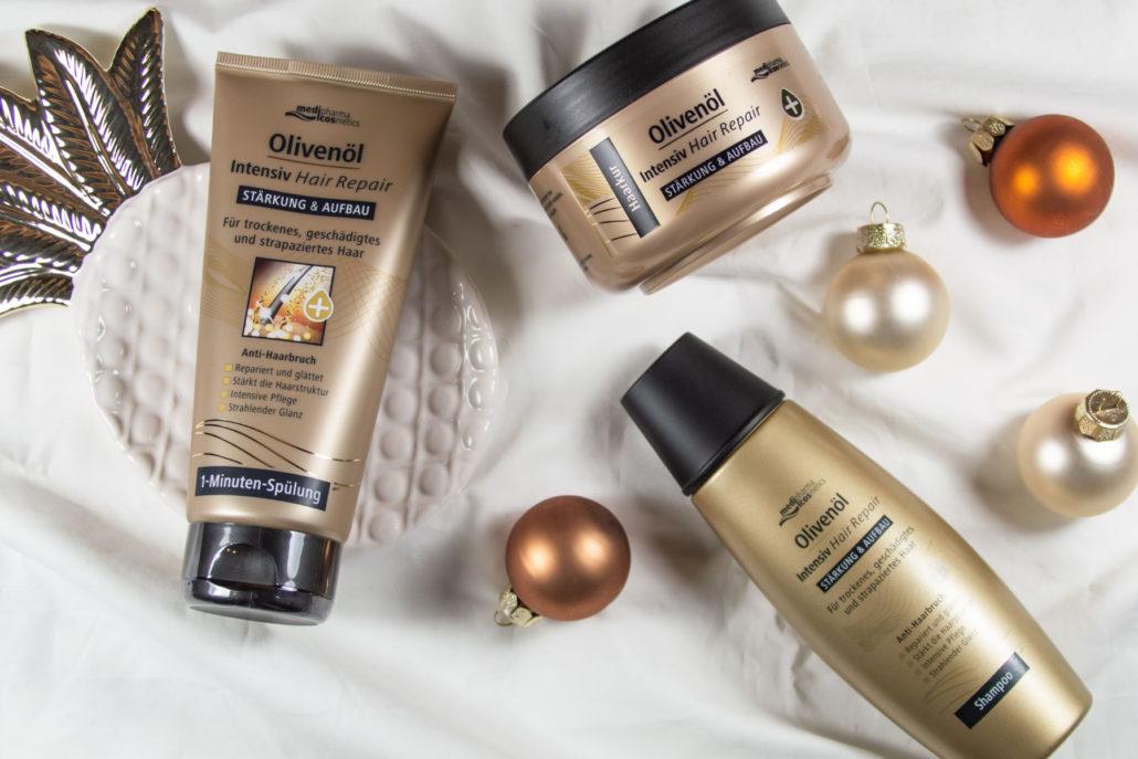 Medipharma Cosmetics Olivenöl Haarpflege