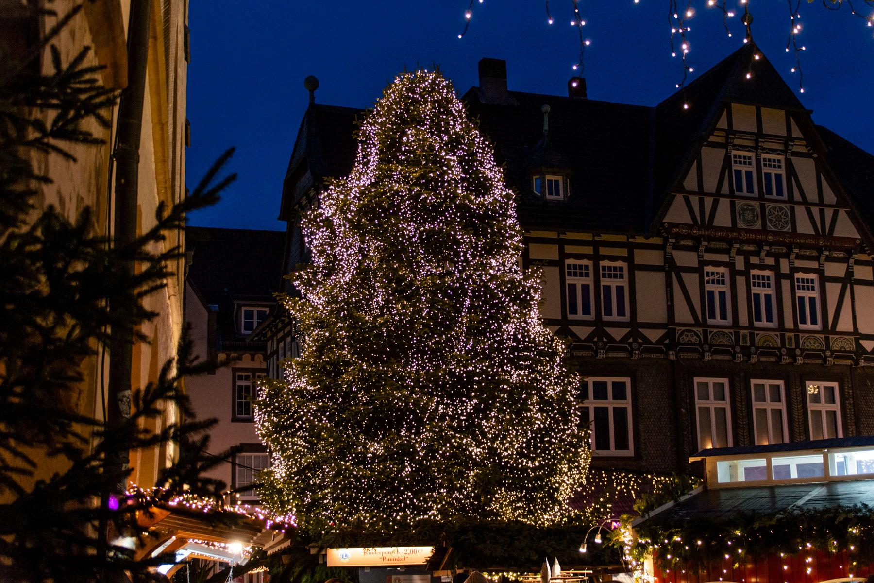 Weihnachtsmarkt Goslar