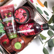 Yves Rocher The Body Shop Haul