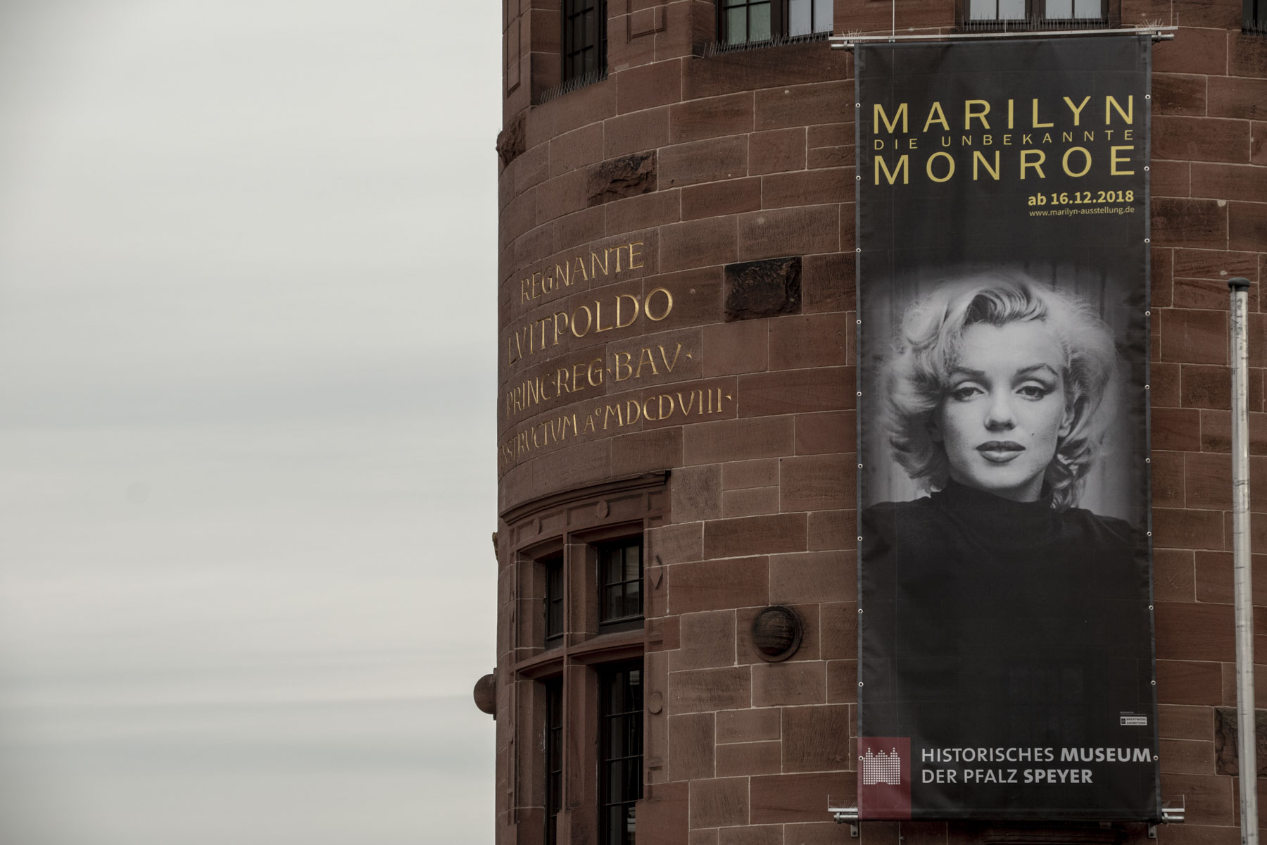 Marilyn Monroe Ausstellung Speyer