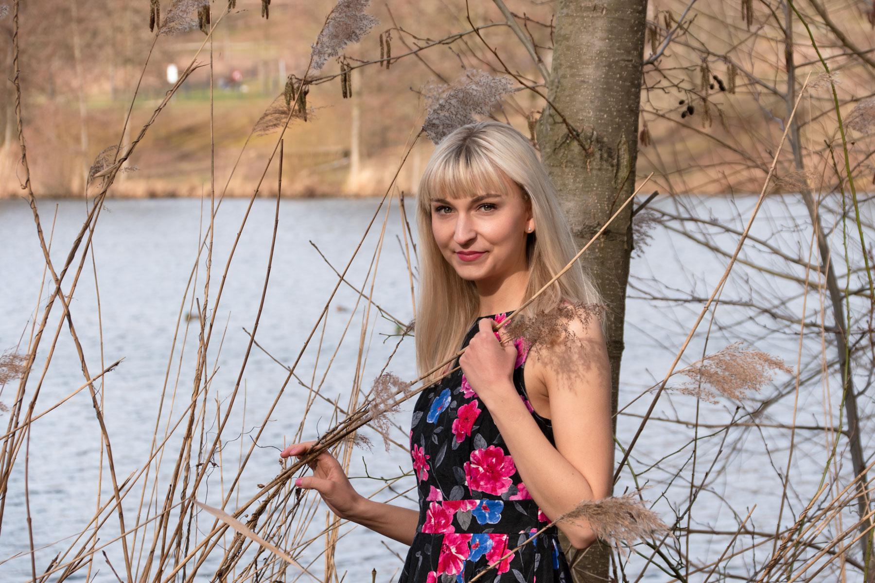 Orsay Kleid Blumenmuster